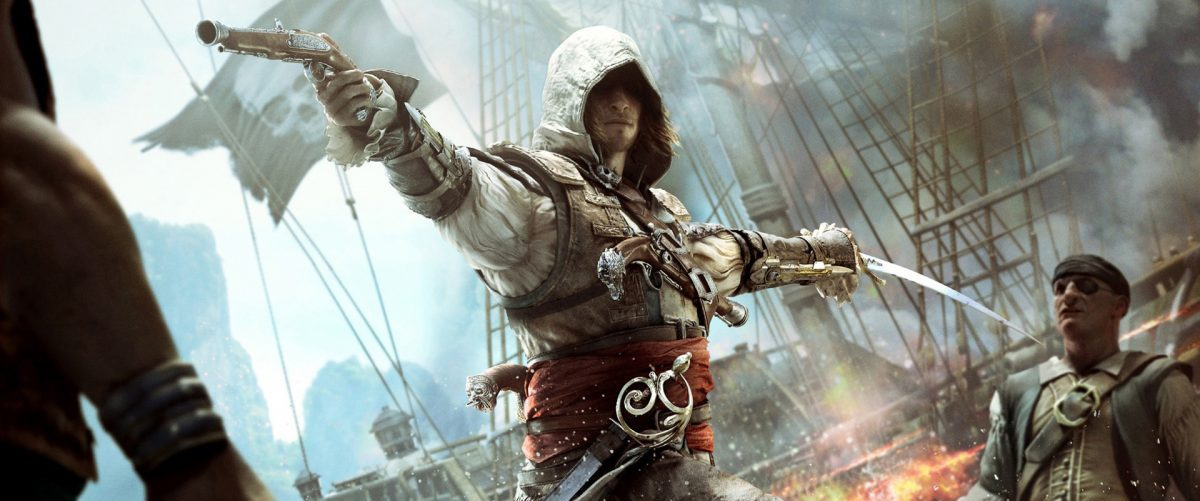 Assassin's Creed Black Flag – Banniere