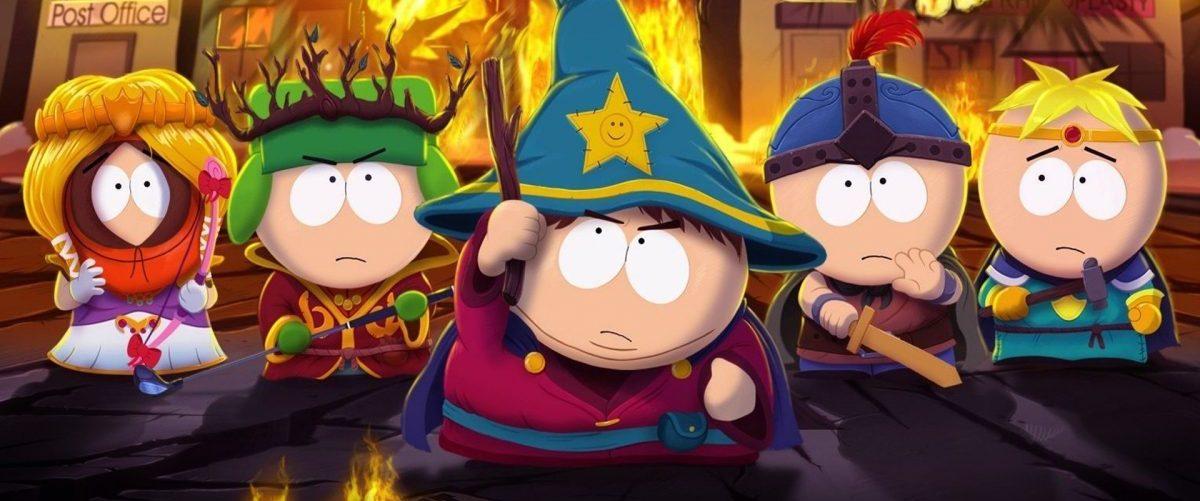 Bannière - South Park : le Bâton de la Vérité
