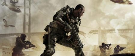 Call of Duty : Advanced Warfare – Banniere