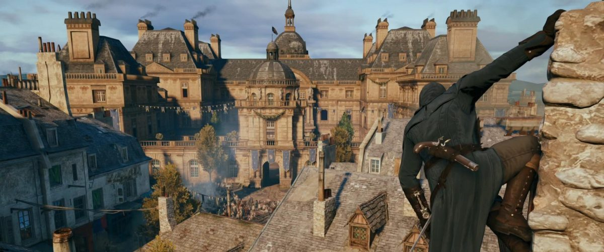 Assassin's Creed Unity Gameplay – Banniere