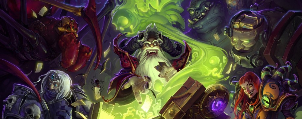 Hearthstone : La malédiction de Naxxramas