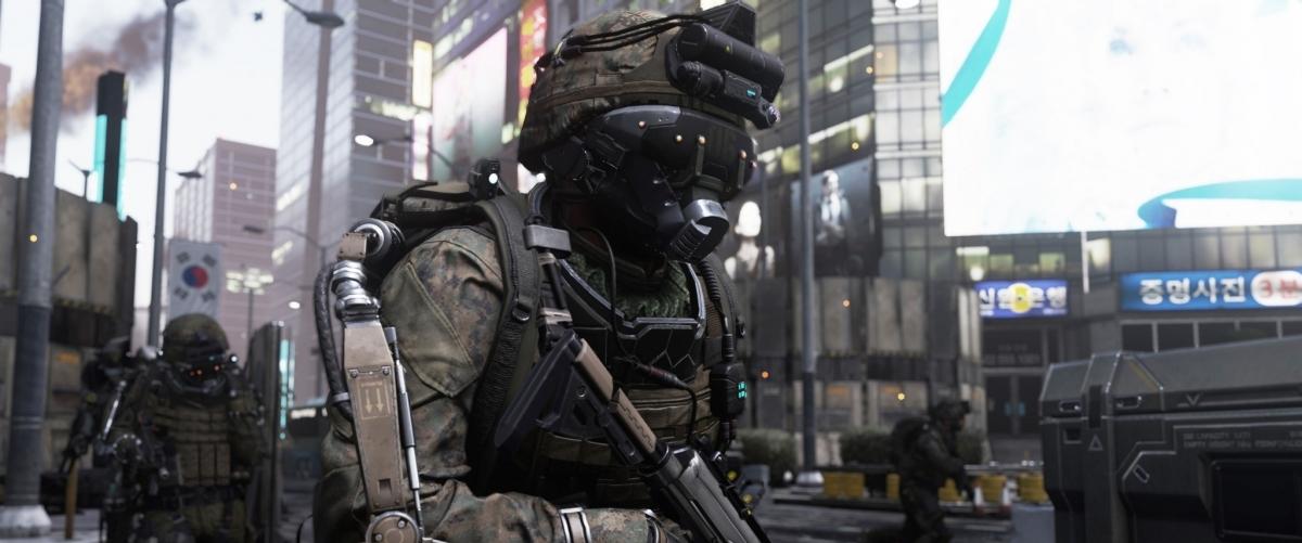 Call of Duty : Advanced Warfare multijoueur – Banniere