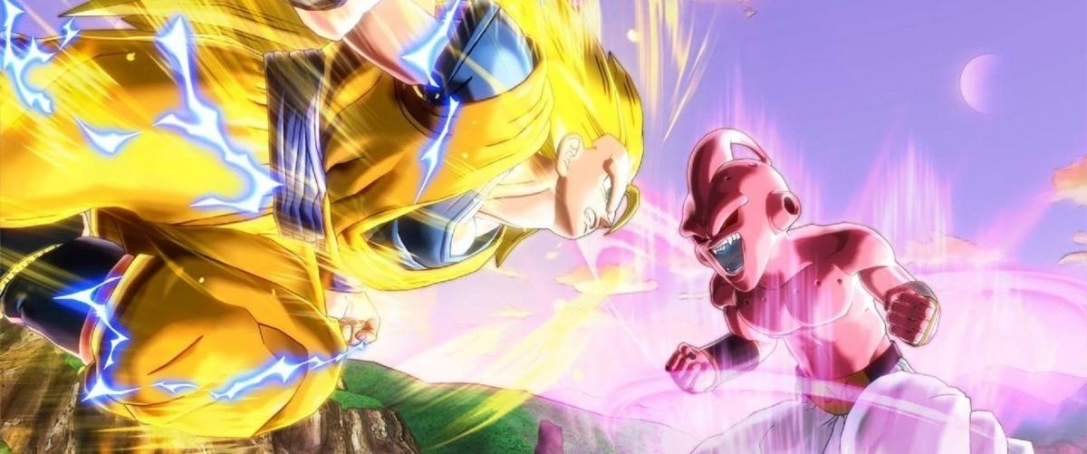 Dragon Ball Xenoverse – Banniere