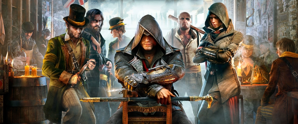 Assassin's Creed Syndicate – Banniere