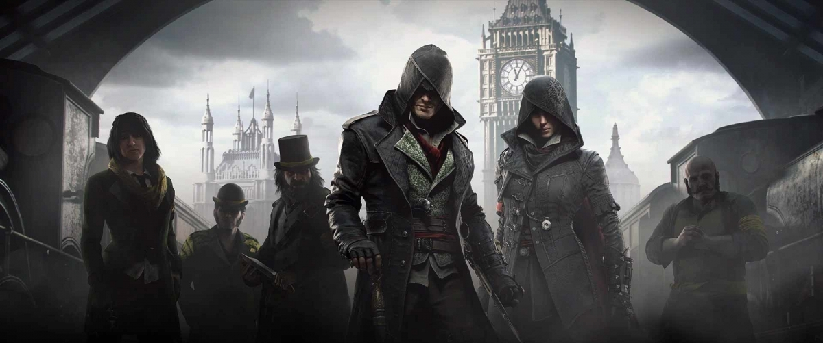 Assassin's Creed Syndicate Groupe – Banniere