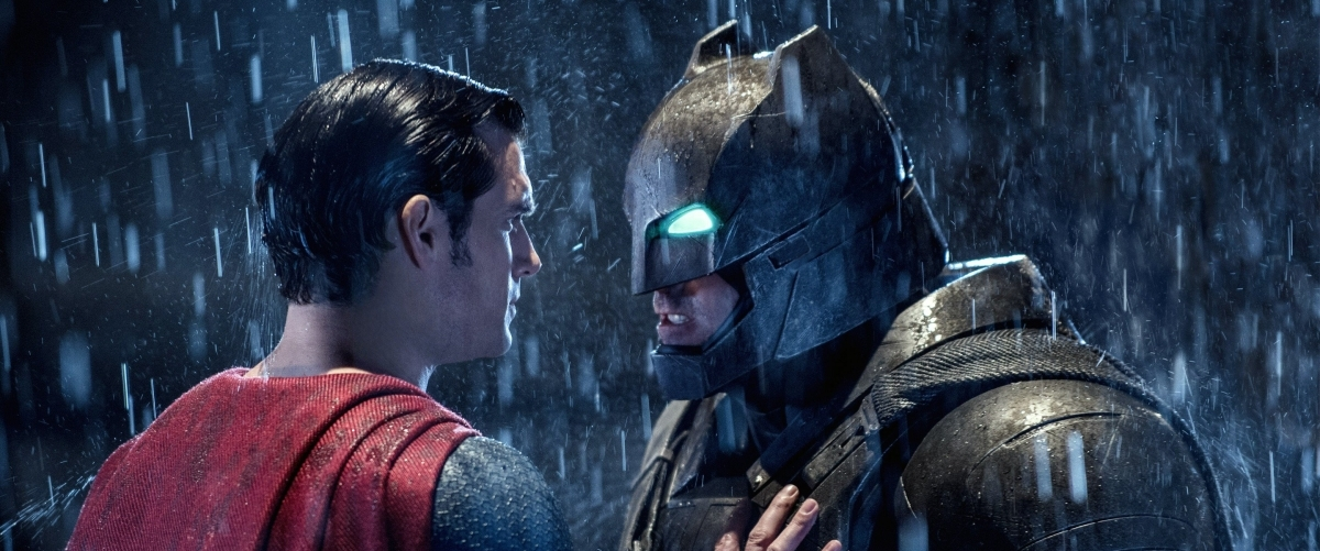 Batman vs Superman – Banniere