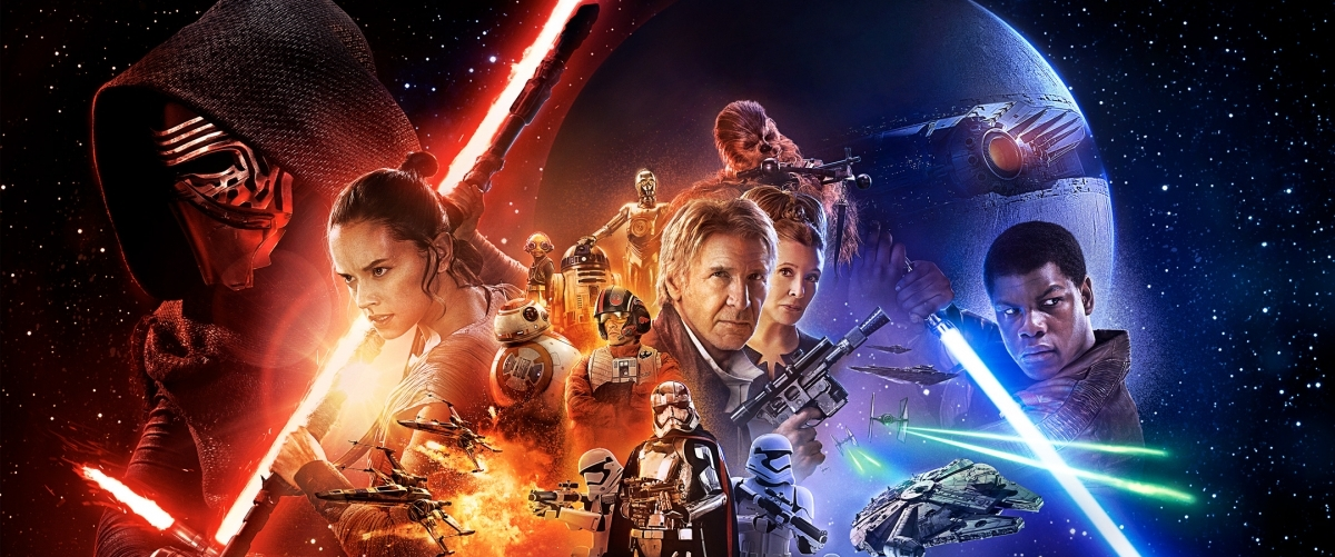 Star Wars VII The force awakens – Banniere