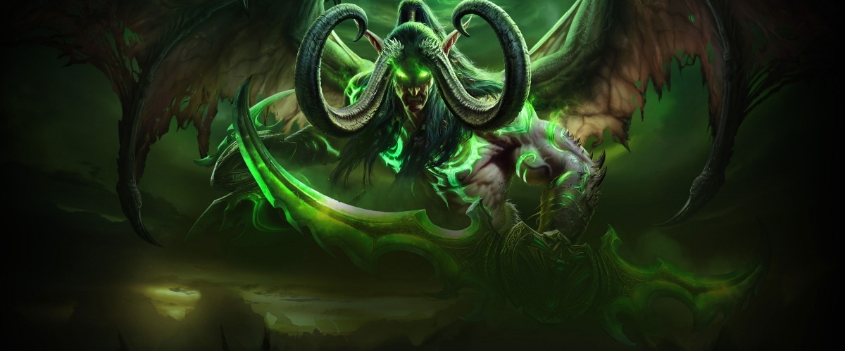 World of Warcraft Legion – Banniere