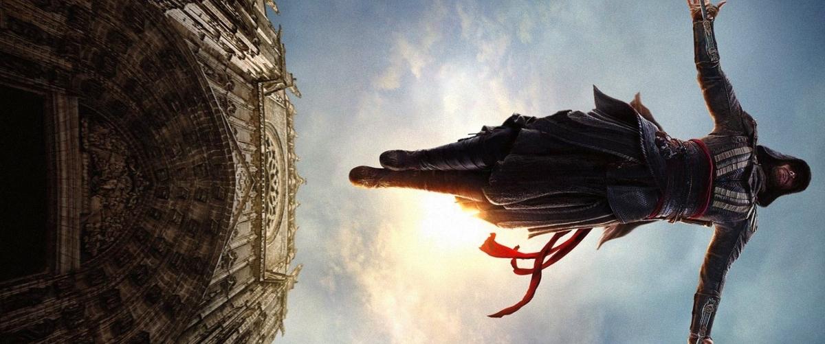 Assassin's Creed Film – Banniere