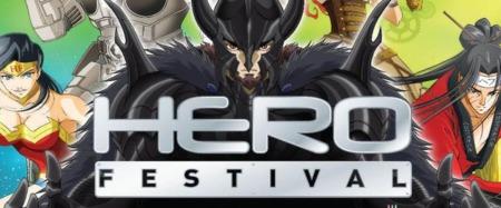 Hero Festival 2016 – Banniere