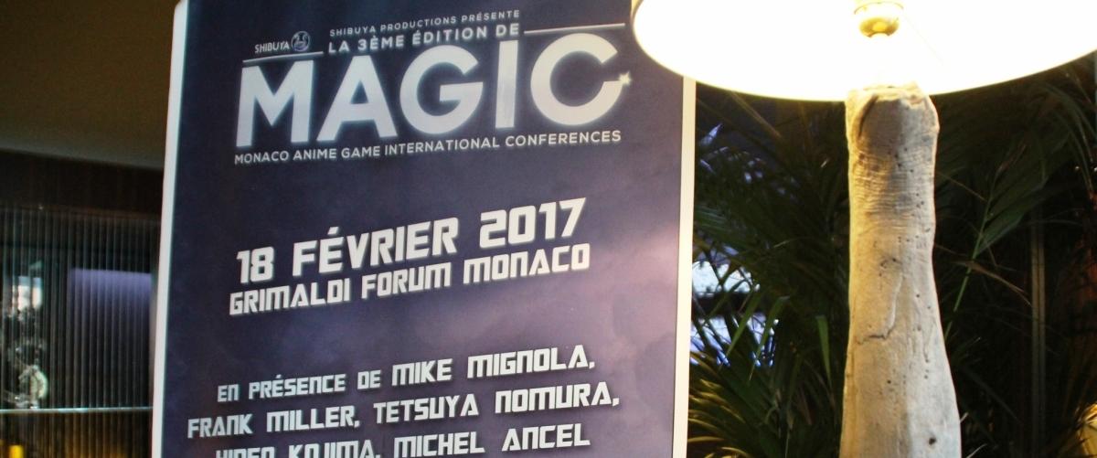 Bannière - MAGIC 3ème édition : J-10
