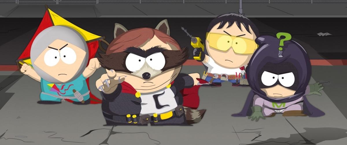 South Park : l'Annale du destin – Banniere
