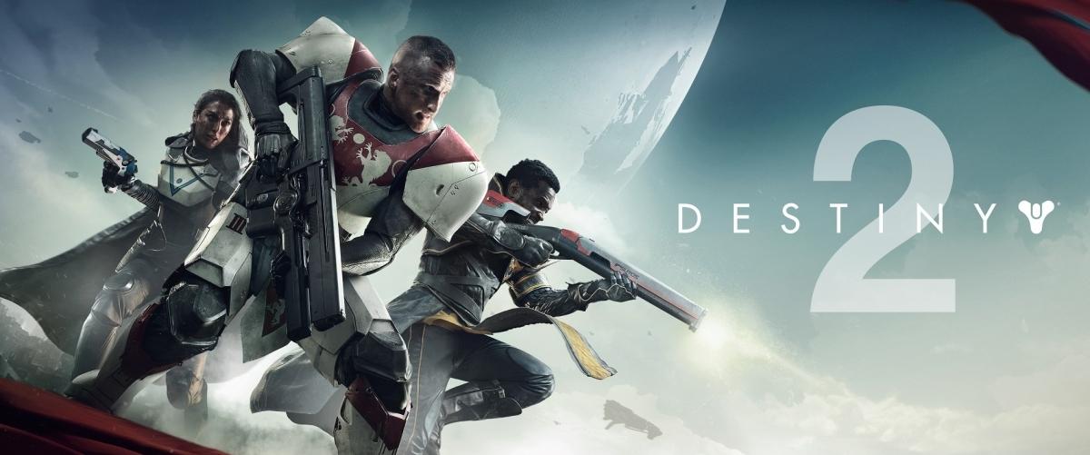 Jeu Destiny 2 – Banniere