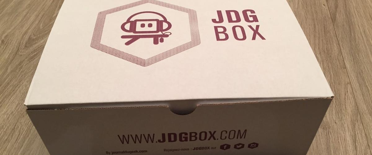 JDGBox – Banniere