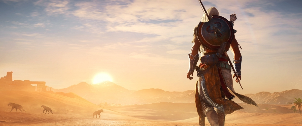 Annonce Assassin's Creed Origins – Banniere