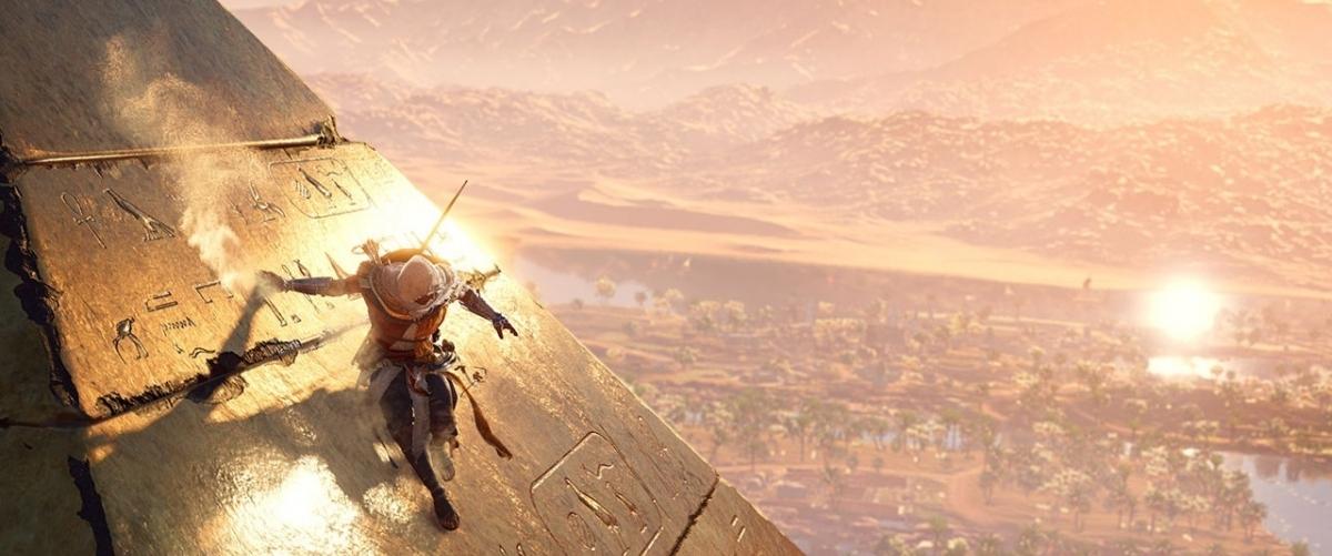 Bannière - «I AM», le nouveau live action trailer d'Assassin's Creed Origins