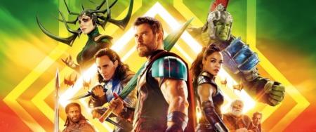 Thor : Ragnarok – Banniere