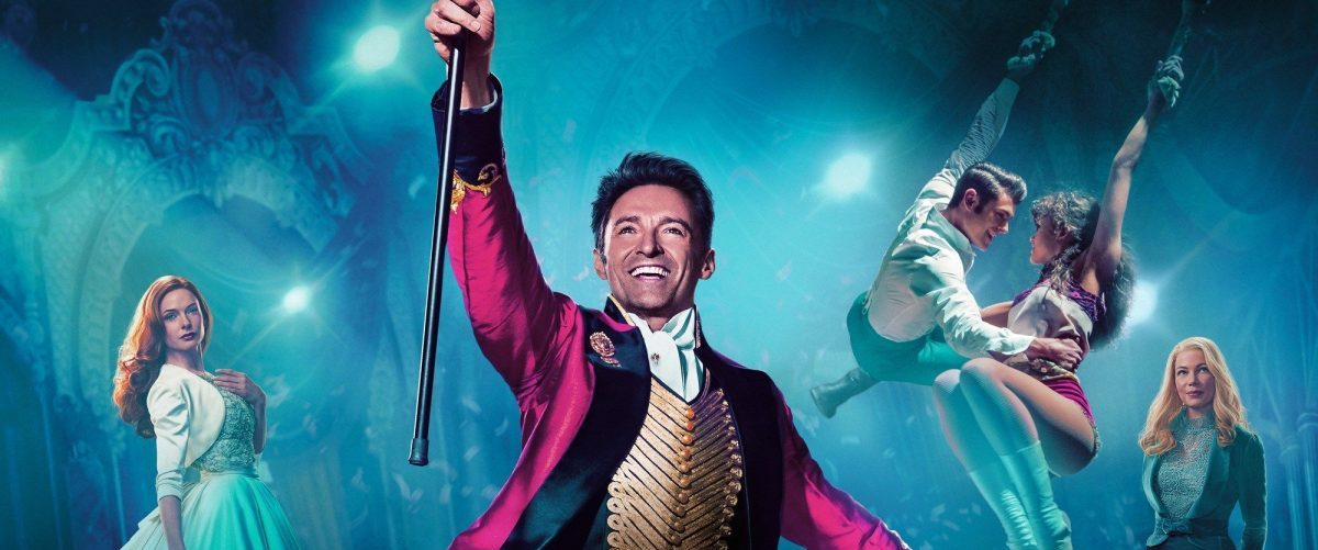 The Greatest Showman – Banniere