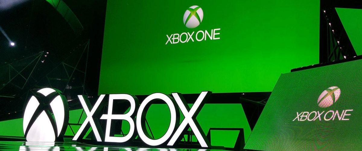 Xbox E3 2018 – Banniere