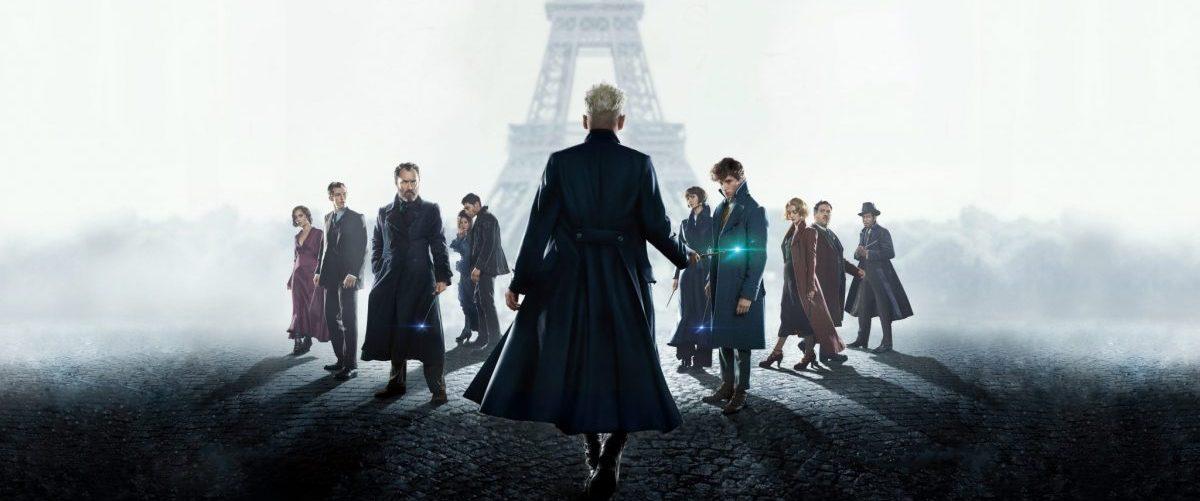 Les Animaux fantastiques : Les Crimes de Grindelwald – Banniere