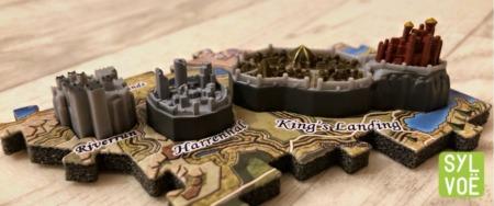 Puzzle 3D Westeros – Banner
