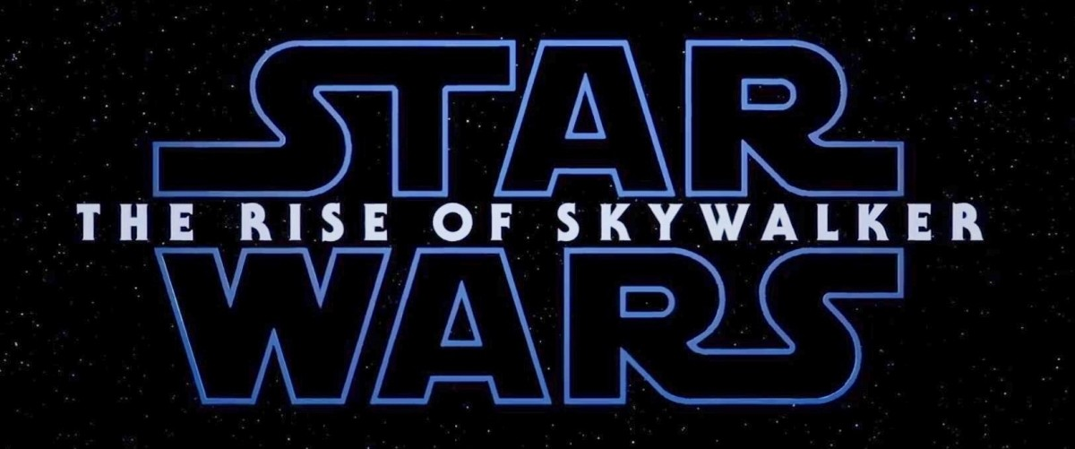 Star Wars IX : The rise of Skywalker – Banniere