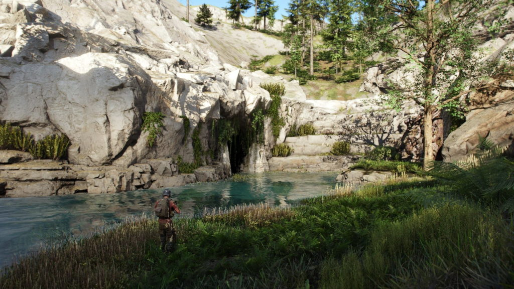 Ghost Recon Breakpoint - Paysage
