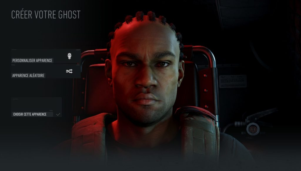 Ghost Recon Breakpoint - Personnalisation Ghost