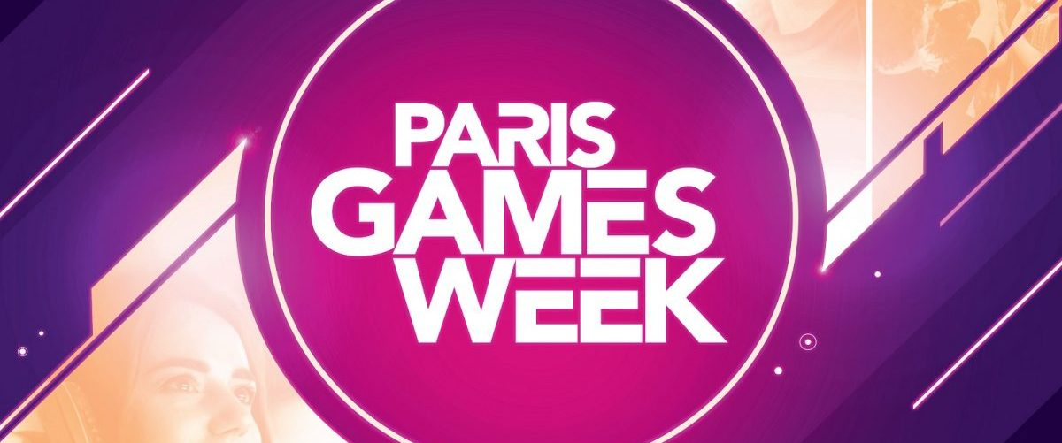 Paris Games Week 2019 – Bannière