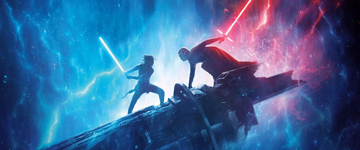 Star Wars : L'Ascension de Skywalker – Bannière