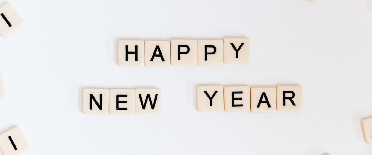 Happy New Year – Bannière