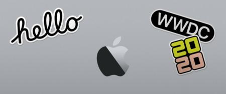Apple – WWDC 2020 – Bannière