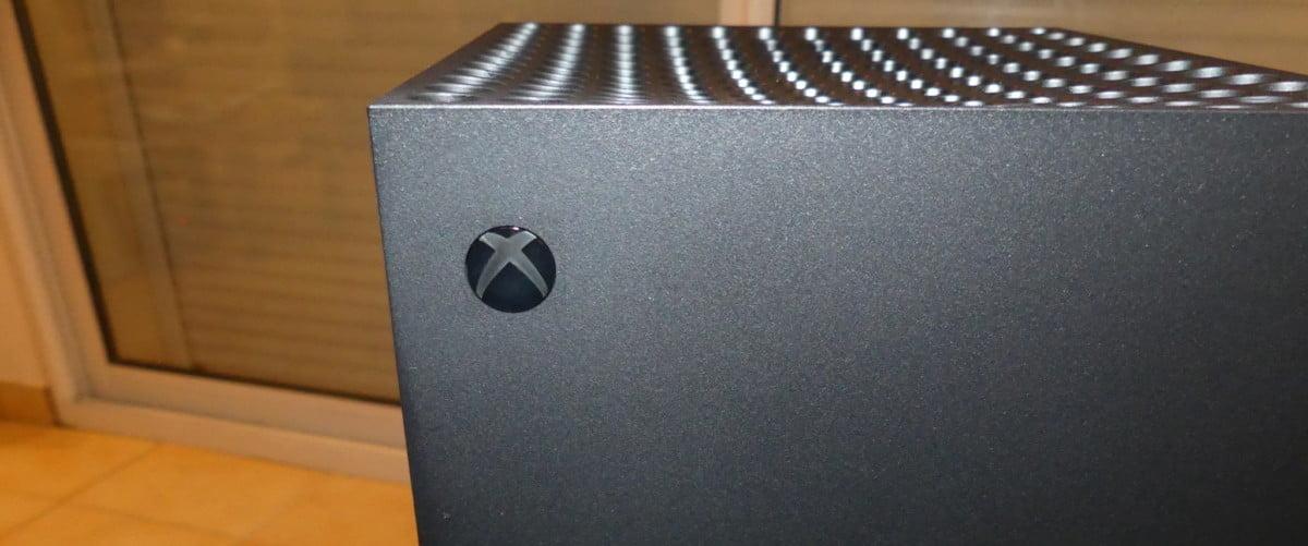 Xbox Série X – Bannière
