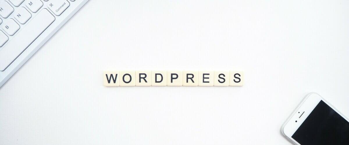 Sauvegarde WordPress – Bannière